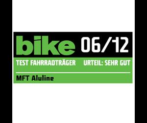 mft bike 06/12 Test-Fahrradträger
