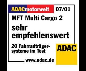 mft Multi Cargo 2 ADAC sehr empfehlenswert Test