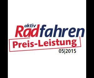 mft aktiv Radfahren Preis-Leistung 5/2015