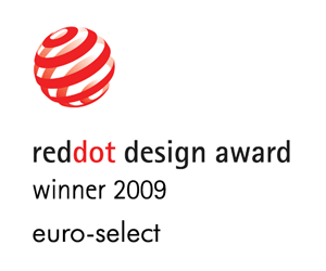 mft reddot design award winner 2009