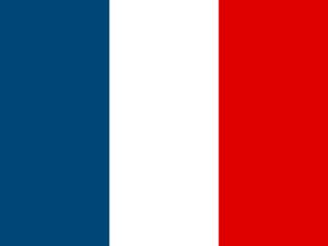 Flagge Frankreiche