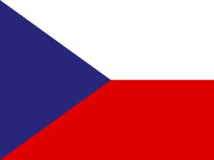 Flagge Tschechien