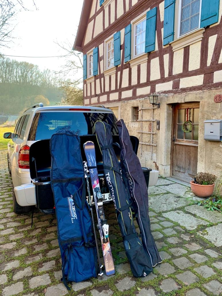 BackBox Skiurlaub
